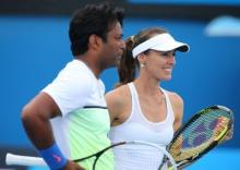 Paes, Bopanna bag contrasting wins at US Open
