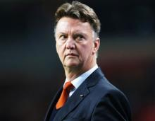 Van Gaal dubs himself as `one of the world's best manager`