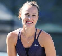 `Divided` SanTina declare reunion for WTA Championships