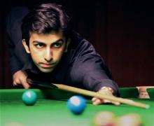 Pankaj Advani makes the cue his 'magic wand' in 2014