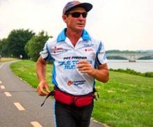 Australia's Pat Farmer due to finish 4600 KM run through India