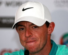 `Injured` Mcllroy doubtful for British Open