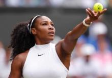 `Tired` Serena seeks full fitness before making comeback