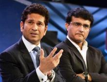 Ganguly congratulates Tendulkar for being chosen as India's Rio brand ambassador