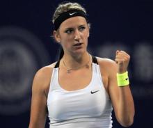 Azarenka bursting with pride after dethroning Serena at Indian Wells