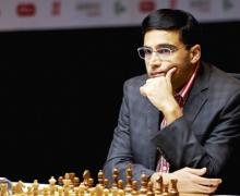 Vishwanathan Anand loses to Sergey Karjakin​ of Russia in Candidates Chess