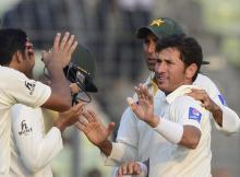 Yasir sparkles as Pak thump Bangladesh by 328 runs to clinch Test series