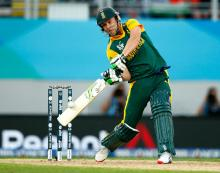 De Villiers helps Proteas thrash Kiwis by 159 runs in Wellington ODI