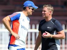 Cook is that guy you wouldn't mind your daughter marrying: Warne