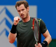 Murray heads to Abu Dhabi to prepare for Australian Open