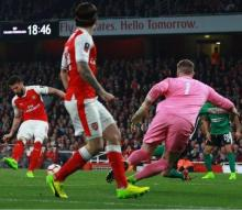 Arsenal ends Lincoln city's FA Cup dream with 5-0 thumping