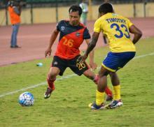I-League: Mumbai share spoils with Chennai City