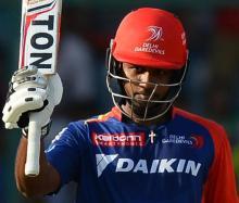 Sanju Samson gushes over maiden IPL ton, credits Rahul Dravid for confidence