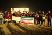 Dino Morea graces Fraternity Football Tournament finals in Delhi