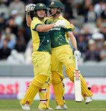 Bailey, Finch axed for ODI series against Pakistan