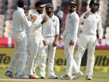 Wounded India look to bounce back in Bengaluru Test