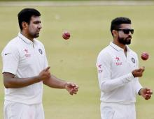 Jadeja joins Ashwin as top-ranked Test bowler