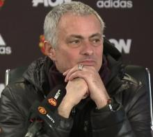 I'm not the monster people say I am: Mourinho