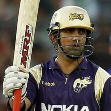 IPL 10: Gambhir guides KKR to emphatic 8-wicket win over Kings XI Punjab