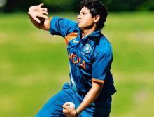 Dharamsala Test: Debutant Kuldeep's heroics impress Sachin Tendulkar