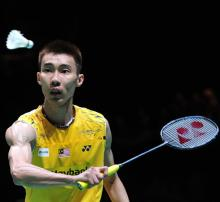 Lee Chong Wei wins men's singles title in All England Open badminton