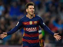 Messi's magic helps Barca keep pressure on Real in La Liga