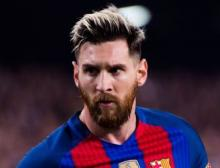 Guardiola wants Messi to end his career at Barca