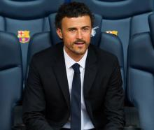 Luis Enrique to step down as Barcelona boss at end of season