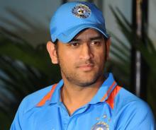 IPL 10: Dhoni reprimanded for breaching code of conduct