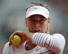 French Open reluctant to give Sharapova a wild card