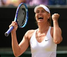 Sharapova to plead case for wild card entry in French Open