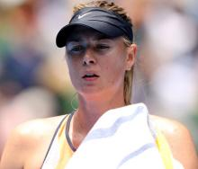 `Wild-card` Sharapova set for Stuttgart return post doping ban