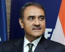 Praful Patel re-elected as AIFF president
