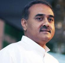 Praful Patel appointed member of FIFA's finance committee