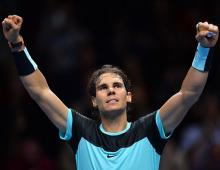 Nadal fends off unseeded Hyeon to reach Barcelona Open semis