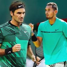 Indian Wells: Kyrgios pulls out of quarterfinal with Federer