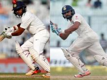 Rohit to captain India 'Blue', Parthiv to head India 'Red' in Deodhar Trophy 2017