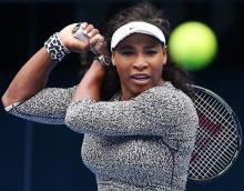 Serena brushes aside Konta to reach Australian Open semis
