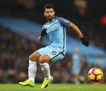 Sergio Aguero hints at Man City exit