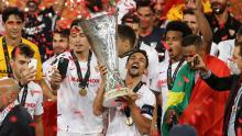 Sevilla win record sixth Europa League title after 3-2 win over Inter Milan