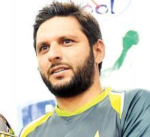Afridi appointed ambassador of Blind Cricket WC