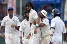 Spinners, Ishant wrap up huge win for India in Hyderabad Test