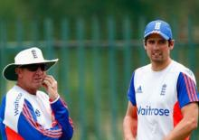 Bayliss expects Cook to lead England till 2017 Ashes
