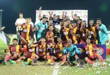 West Bengal beat Goa to lift record 32nd Santosh Trophy
