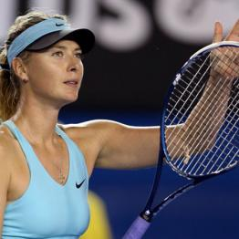 Stuttgart Open: `Wild-card` Sharapova marks winning comeback from doping ban