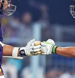 IPL 2017: Uthappa, Gambhir power KKR to thumping win over Pune