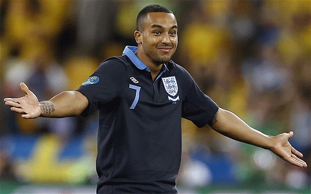 England's Walcott doubtful for Ukraine match