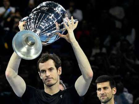Murray motivated to sustain dominance as World No. 1