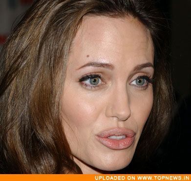 Angelina Jolie New Delhi, July 7: Angelina Jolie's latest tattoos have been