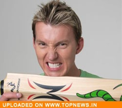 Brett Lee ready for showdown with Proteas